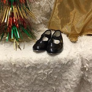 Other - Black tap shoes dance time size 11